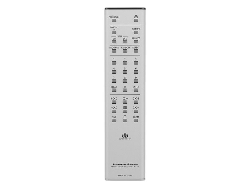 LUXMAN 推出全新具 USB 輸入功能 SACD 播放機 D-05U