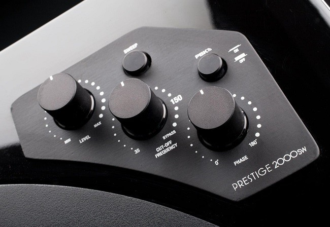 Prestige 推出 12 寸 1000SW 及 15 寸 2000SW 兩款全新超低音