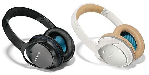 Bose 推出三星 Galaxy 手機系列專用之 QuietComfort 25 靜音耳機
