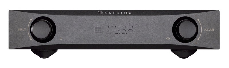 NuPrime Audio 推出全新內置 DAC 合併式放大器 IDA-8