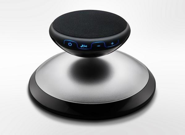 日本pos-tec 推出第二代磁浮藍牙喇叭 Air Speaker2