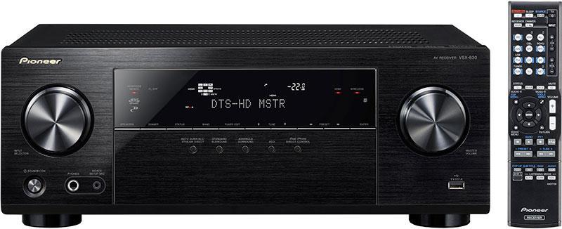 Pioneer 推出兩款 AV 擴音機「VSX-930/830」