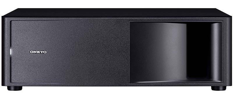 ONKYO 推出可水平或垂直擺放的超低音 SL-T300