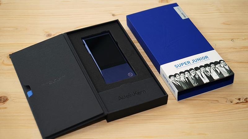 Astell&Kern 與 Super Junior 最強合作