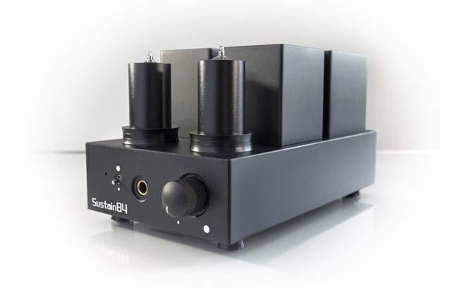 Cypherlabs 推出全新真空管耳機放大器 Sustain84