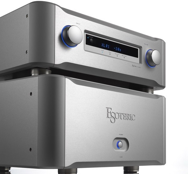 Esoteric 推出與 C-03Xs 配合的立體聲後級放大器 S-03
