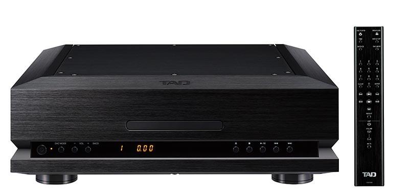 TAD 推出具備 USB DAC 及直接連接後級放大器功能的 SACD 唱盤