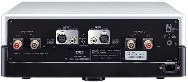 TAD 推出全新後級放大器 TAD-M2500MK2