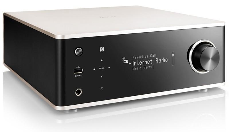日本 Denon 發表具網絡播放功能的數碼放大器 DRA-100