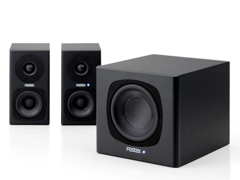 FOSTEX 推出全新有源超低音 PM-SUBmini2