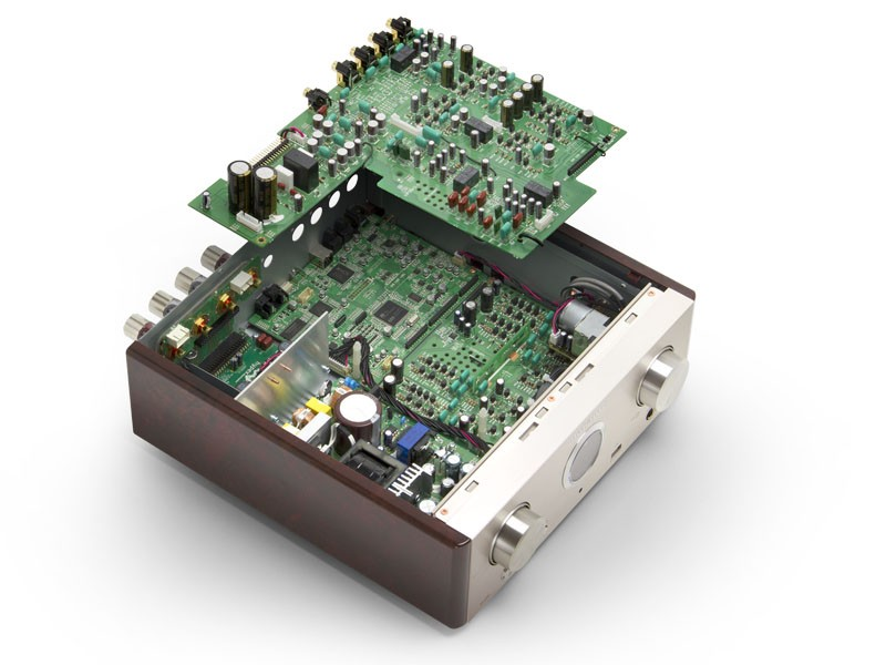 Marantz 推出對應 DSD 解碼的合併放大器 HD-AMP1