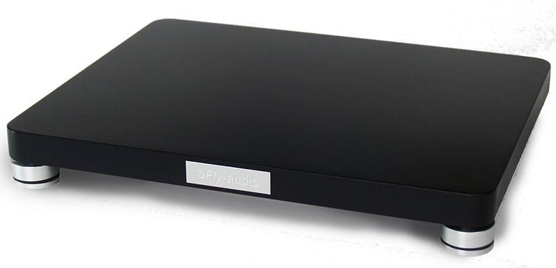吸收器材 震動、發揮最佳音效 - bfly-audio 萬用化震墊板