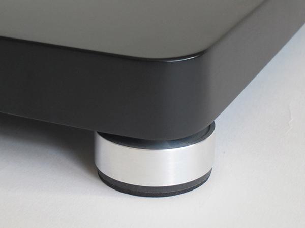 吸收器材 震動、發 揮最佳音效 - bfly-audio 萬用化震墊板