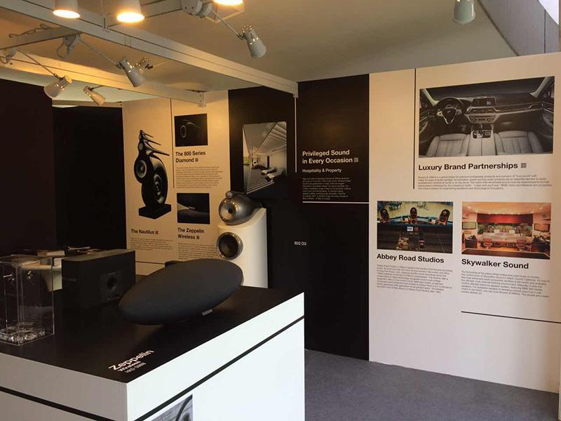 Bowers & Wilkins 全力支持英國文化節 BEST OF BRITISH