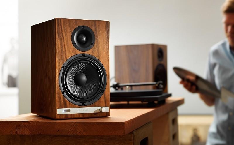 Audioengine 推出全新主動式書架喇叭 HD6