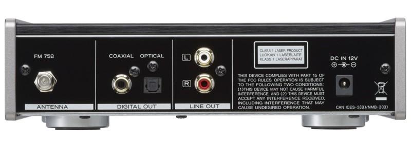 TEAC 推出具 FM 調諧器的 CD 唱盤 PD-301