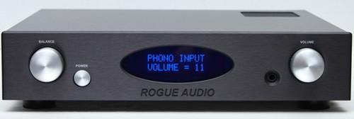 Rogue Audio 發布全新膽前級放大器 RP-1