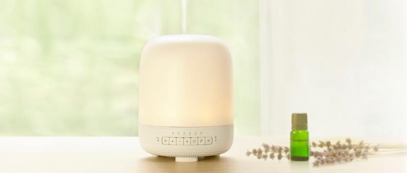 日本 emoi 推出多功能藍牙音樂香薰 LED 燈