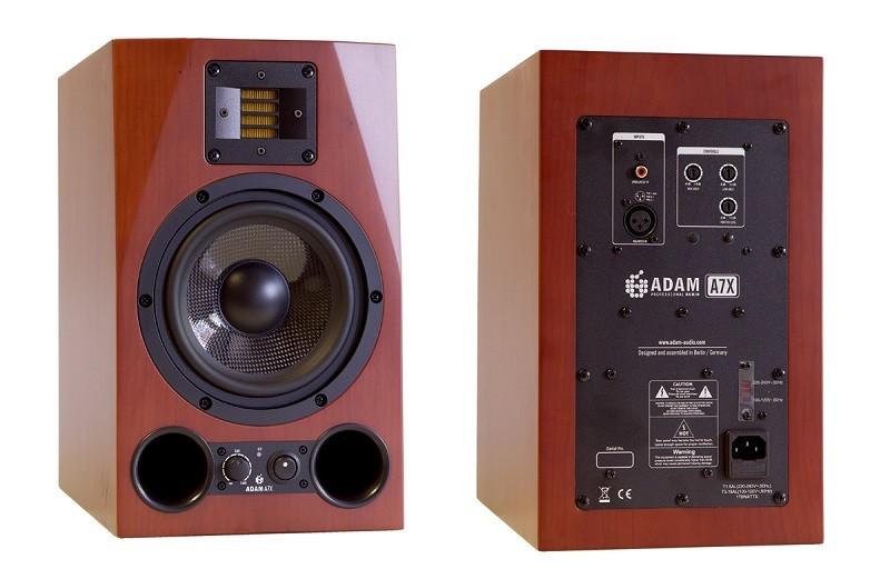 ADAM Audio 於日本推出 A7X Limited Edition 主動式監聽喇叭