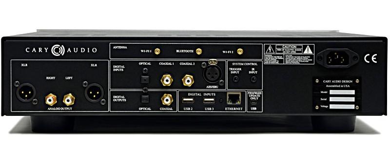 CARY AUDIO 推出全新網絡串流播放器 DMS-500