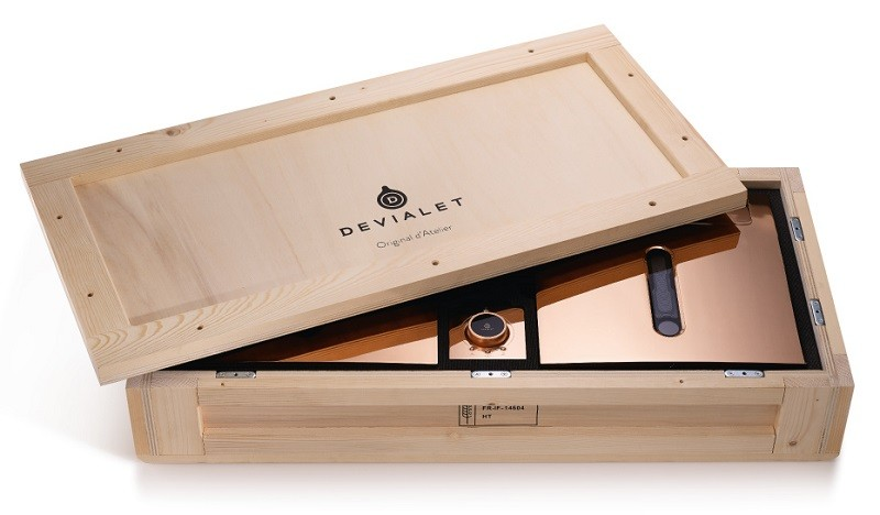 Devialet 推出限量版 Le 900 旗艦單聲道數碼放大器