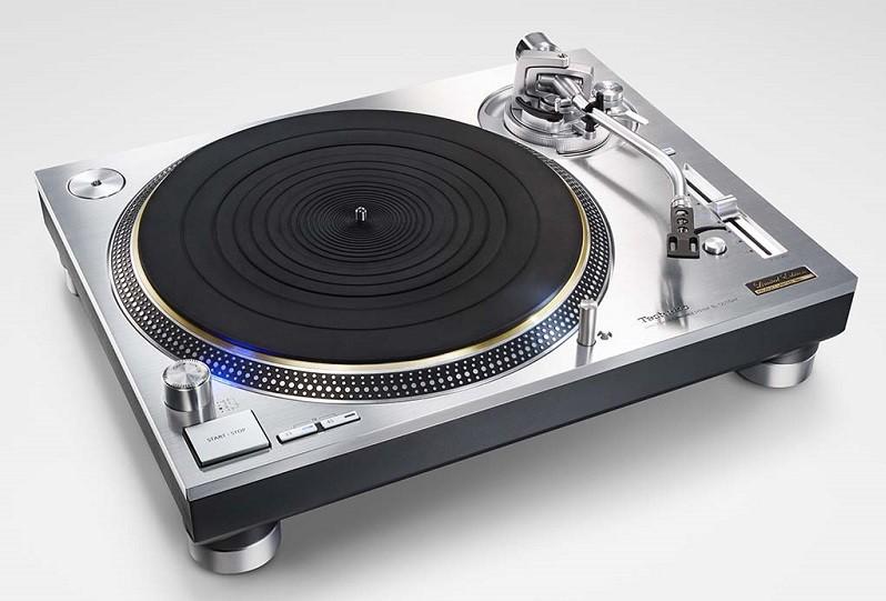 浴火重生, Technics 推出黑膠唱盤 SL-1200GAE 及 1200G