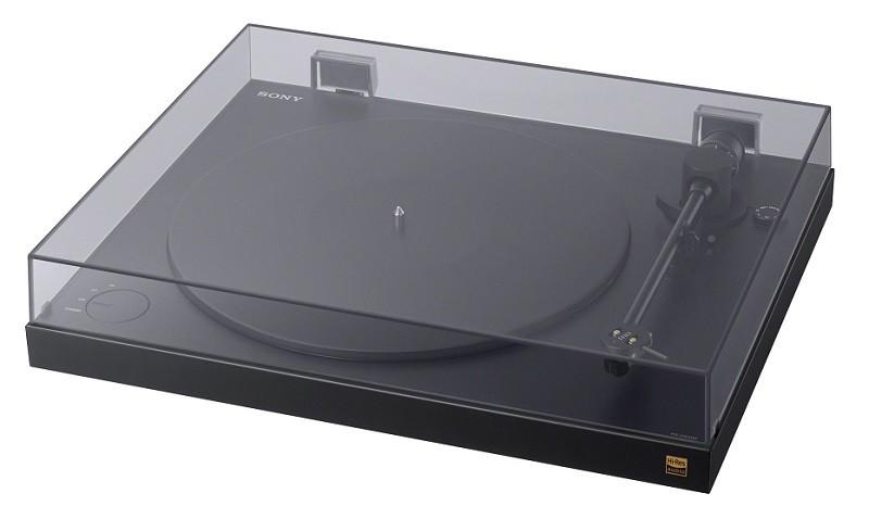 Sony 推出全新具備直錄 DSD 功能的黑膠唱盤 PS-HX500