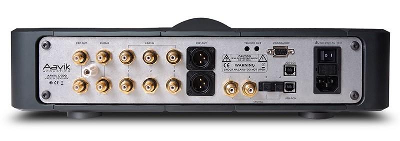 Aavik Acoustics 推出全新 C-300 前級及 P-300 後級