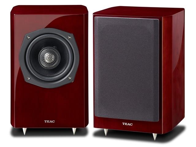 TEAC 推出全新小型書架喇叭 S-300HR