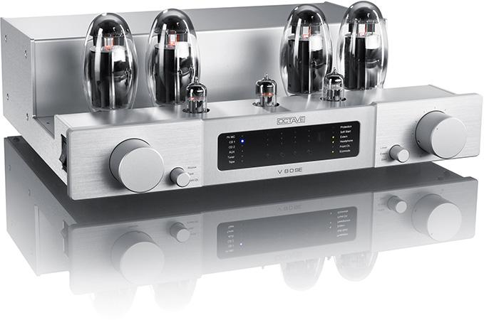 追求豐腴音色及高動態表現 – OCTAVE V80 SE