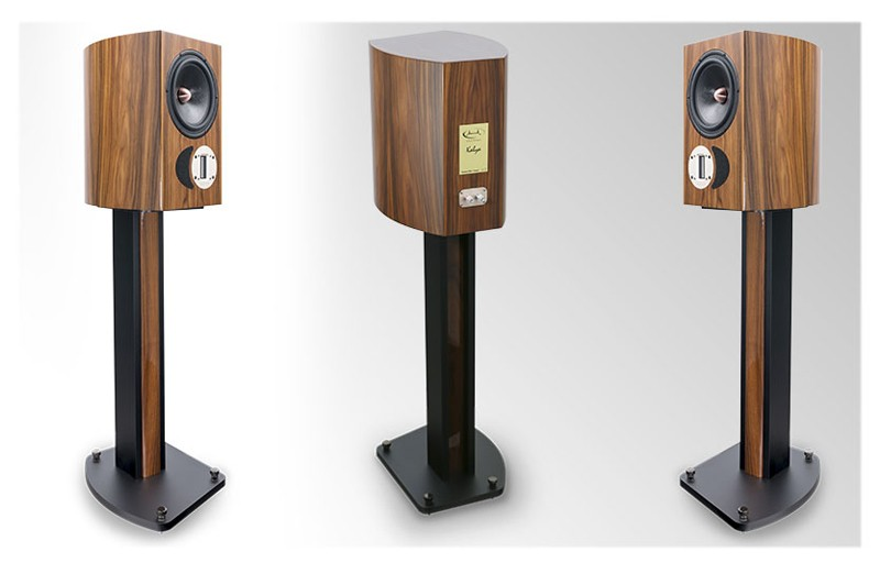 Apertura Audio 推出全新書架型喇叭 Kalya