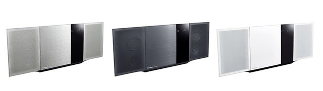 Panasonic 推出兼容 CD / FM / 藍牙播放的音響系統
