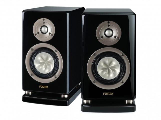 FOSTEX 推出純鎂高音振膜的全新書架喇叭 G1001MG