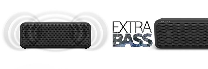 SONY 推出具備 EXTRA BASS 的全新藍牙喇叭 SRS-XB3