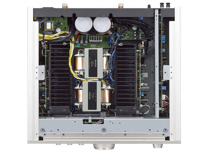 DENON 推出內置USB DAC 的合併式放大器 PMA-2500NE