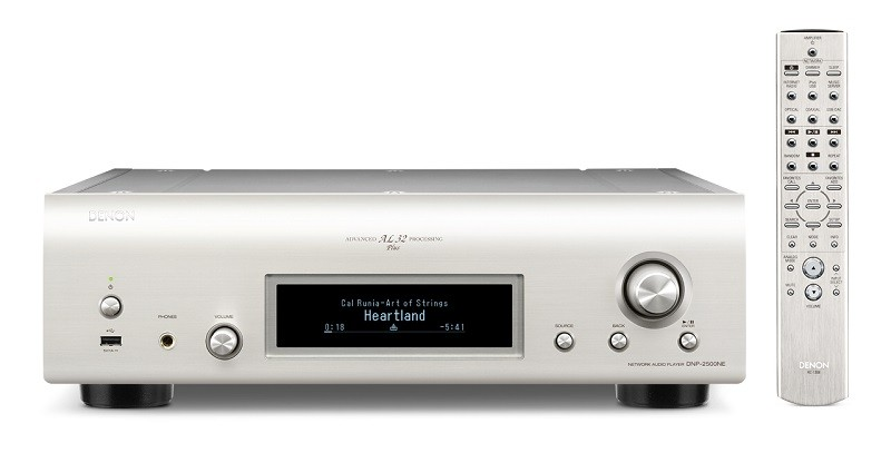 DENON 推出 2500 系列的 USB DAC 兼網絡播放器 DNP-2500NE