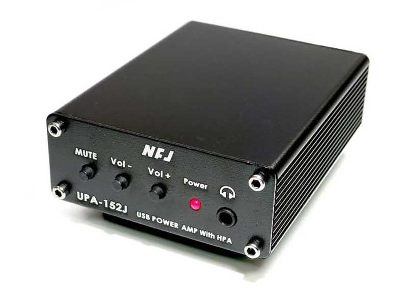 NFJ 推出內置數碼放大器及耳機放大功能的 USB DAC