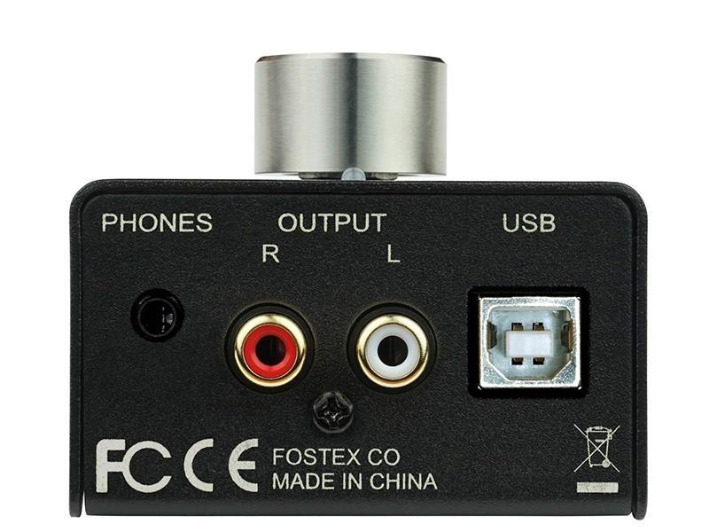 小巧大旋鈕二代目,Fostex 推出 USB 解碼及耳機放大器 PC100USB-HR2