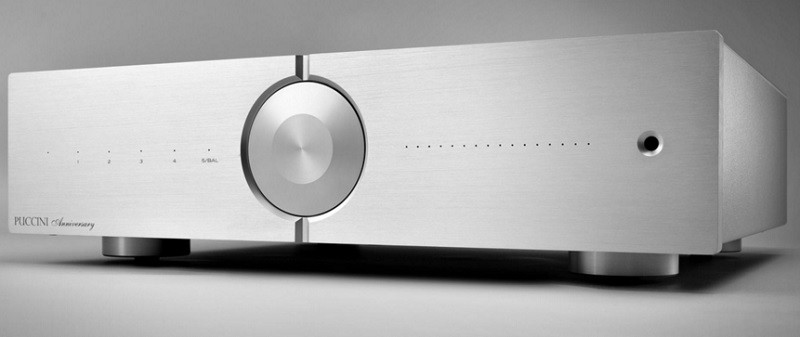 AUDIO ANALOGUE 推出 Puccini Anniversary 紀念版合併式放大器