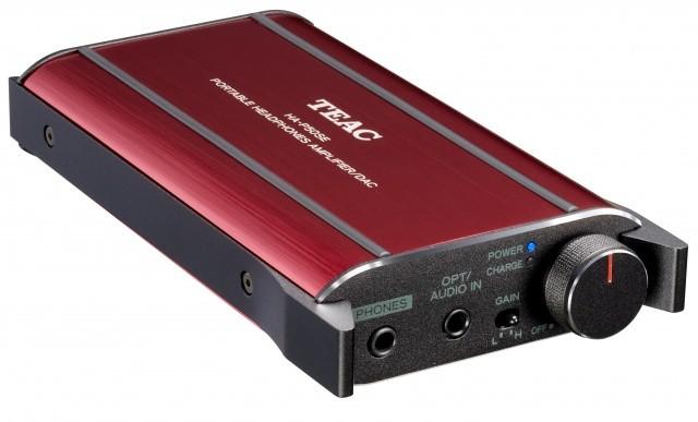 換新衣裳,TEAC 推出全新紅色版本耳機放大 HA-P50SE