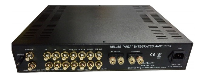 美國 Power Modules inc. 推出 The Belles Aria 合併式放大器