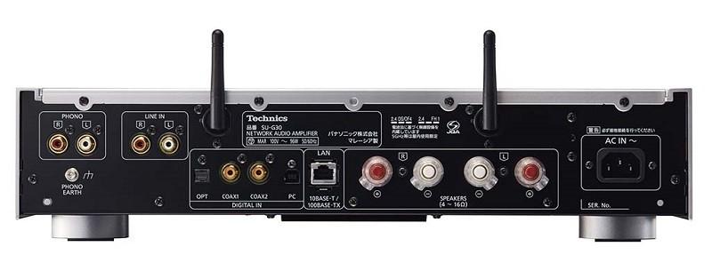 Technics推出全新具網絡功能的合併式放大器SU-G30