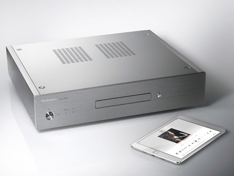 Technics 推出全新內置 SSD 及網絡功能的 CD 唱機 ST-G30