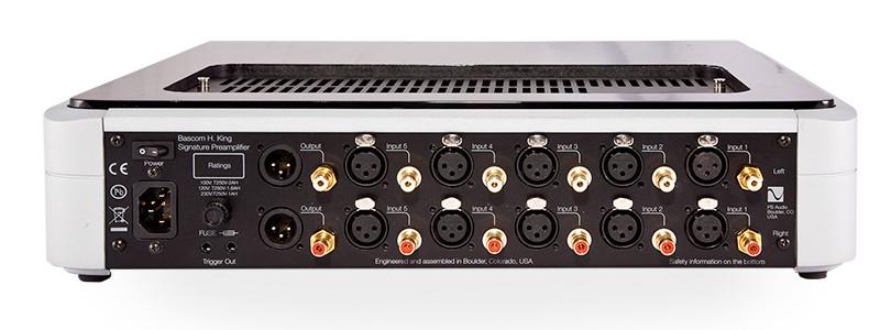 最終拼圖完成,PS Audio 推出 BHK Signature 前級放大器