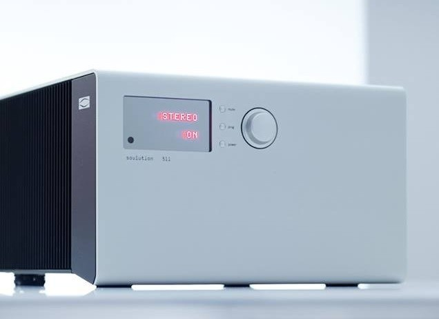 完美繼承旗艦精髓,Soulution 推出全新 511 立體聲功率放大器
