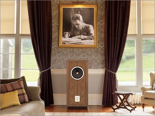 慶祝 90 週年,TANNOY 推出限量版喇叭 GRF90