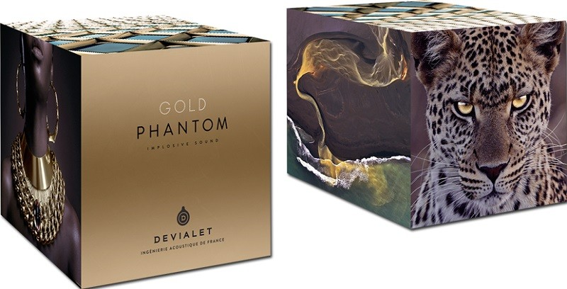 Devial​​et 推出全新金版 Phantom Gold 一體型 Sound Center