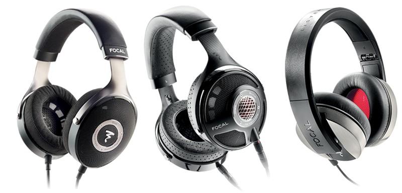 一門三傑,法國Focal推出三款全新耳罩式耳機
