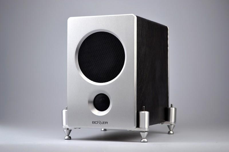 監聽民用皆宜,Everything But Тhe Box 推出全新書架喇叭 BoXXeR SM 0.5