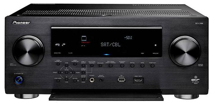 Pioneer 網絡影音擴音機 9 月及 10 月提供系統韌體更新